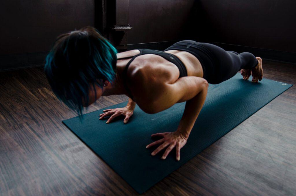 Yoga Rückbildung, nach der Schwangerschaft